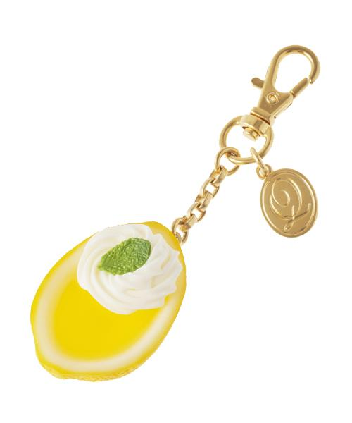 Fresh Lemon Jelly Bag Charm