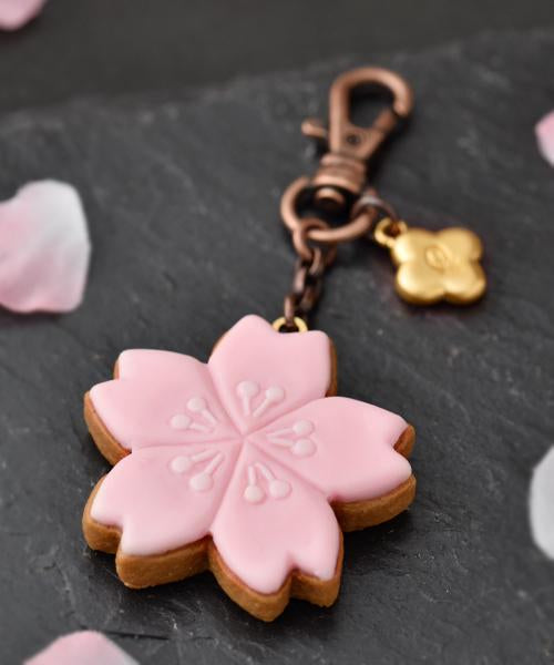 SAKURA Sugar Cookie Bag Charm