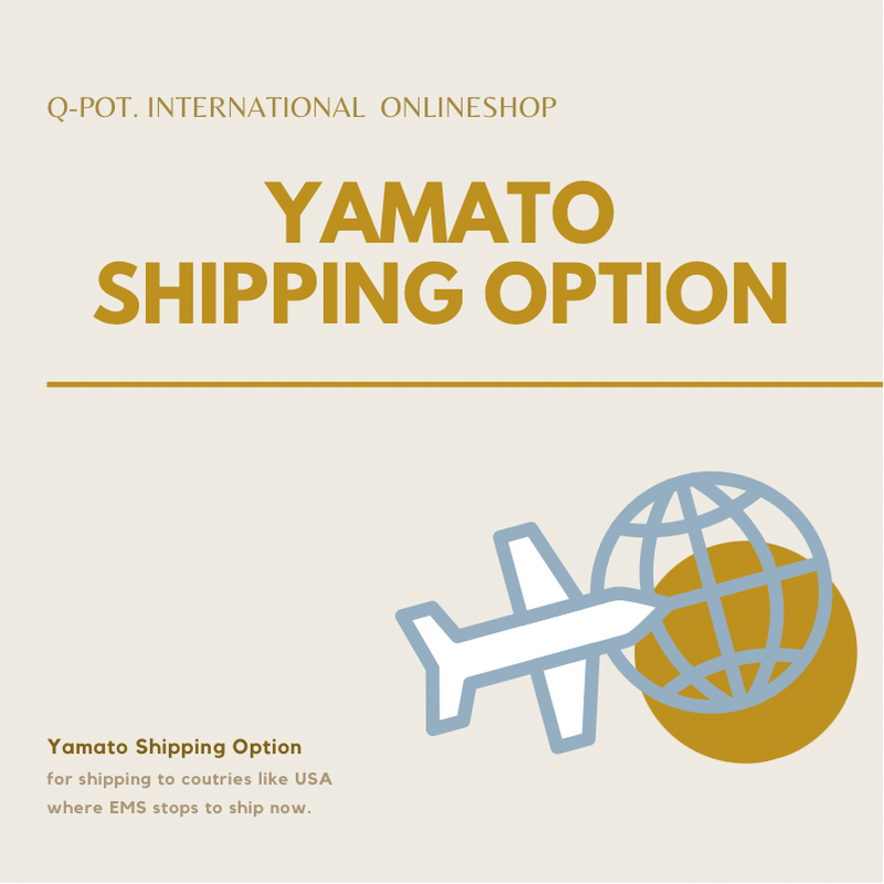 Shipping Yamato Option