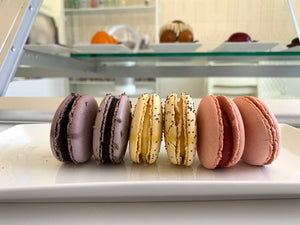 Load image into Gallery viewer, Box of 6 Macarons - Exotic