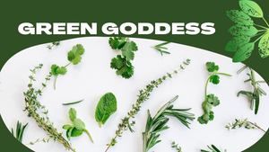 Mother's day - Green Goddess Collection