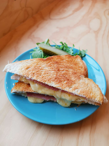 Ultimate Cheese Toastie from Store6 Poundbury