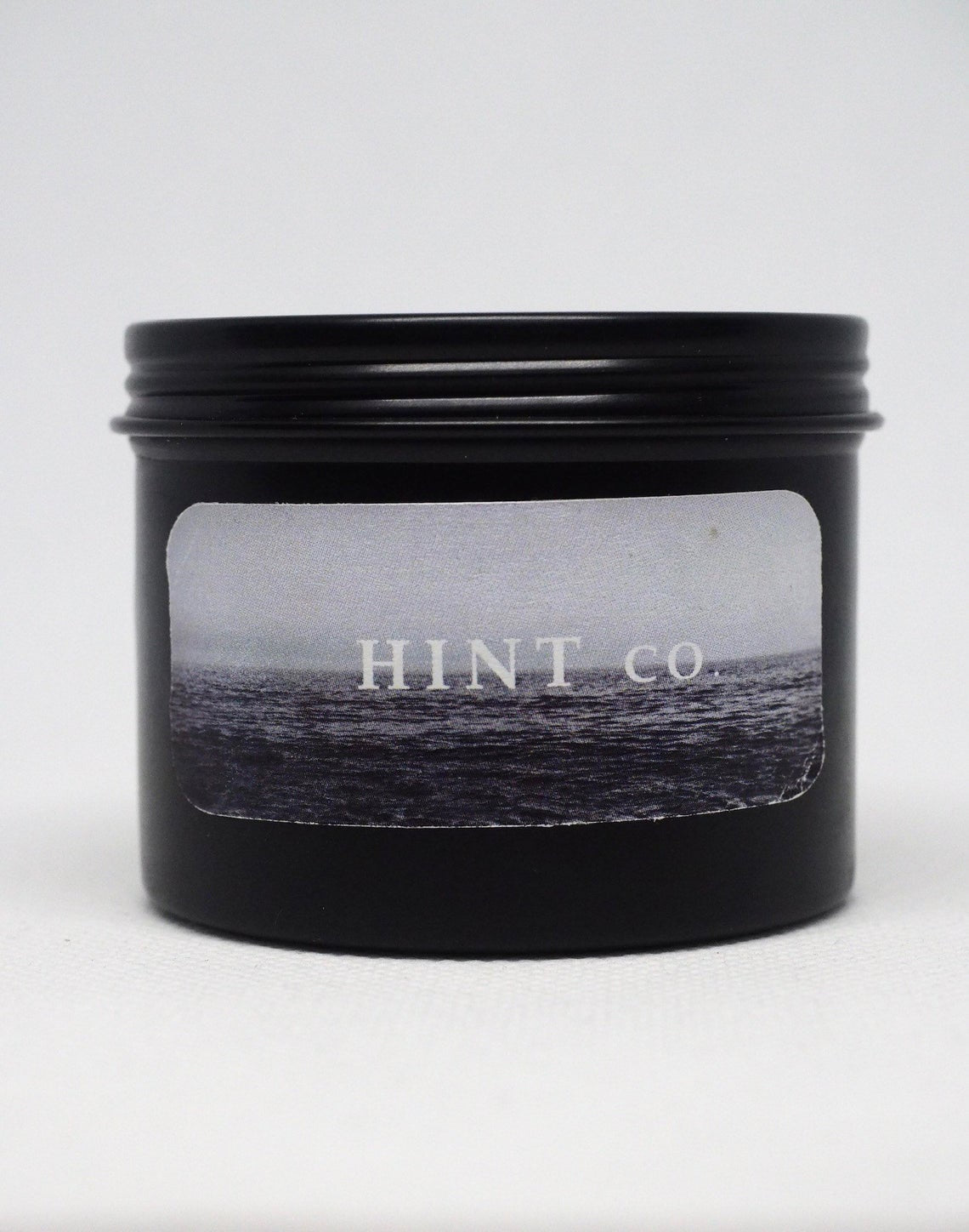 Hint#3 Sandalwood, Black Pepper, Rose & Cracking Fire Scented Candle