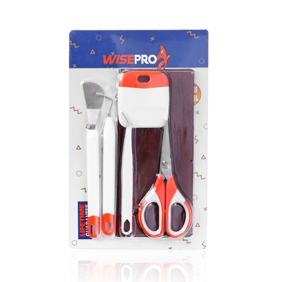 6 Pieces Craft Weeding Tools Set Craft Basic Vinyl Tools by WISEPRO