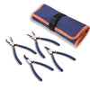 WISEPRO Snap Ring Pliers Set 7 Inch Heavy Duty External/Internal Circlip Pliers Kit