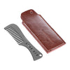 "LOVE DAD""  Mini Moustache Comb"