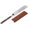 WISEPRO Japanese Pull Saw Hand Saw SK-5 Double Edge Wood Working Saw 12 1/2 Inch