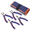 WISEPRO 4 Pack Snap Ring Pliers Set Heavy Duty External/Internal Circlip Pliers