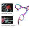 WISEPRO 7.5 Inches Professional Pet Grooming Scissors