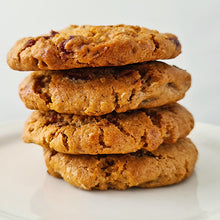 Afbeelding in Gallery-weergave laden, Oatmeal cranberry cookie dough € 5,75 p/rol