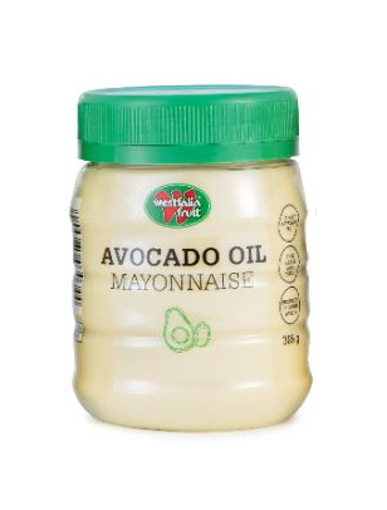 Westfalia Fruits Avocado Oil Mayonnaise, 385g Case (12 Btl)