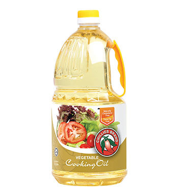 Chillies Cooking Oil 16L