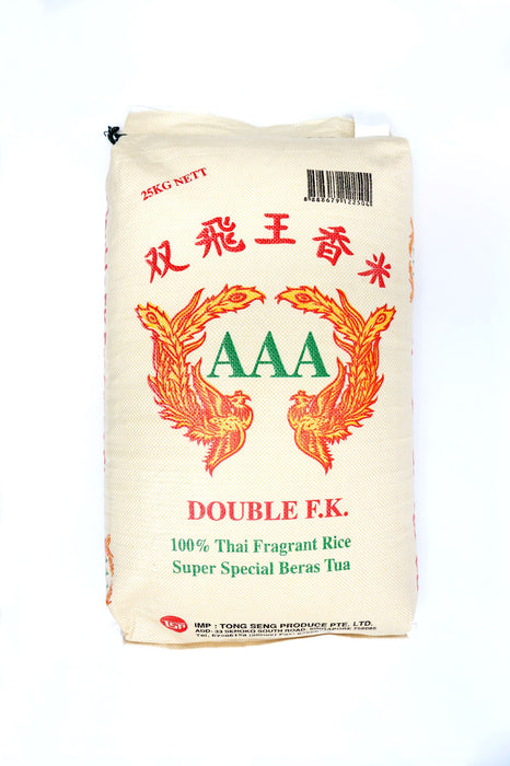 Double F.K Fragrant Rice 10kg / 25kg