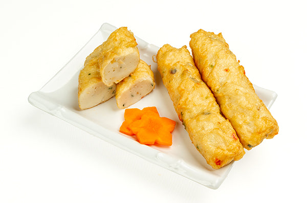 White Fish Roll 10 Piece / Pack