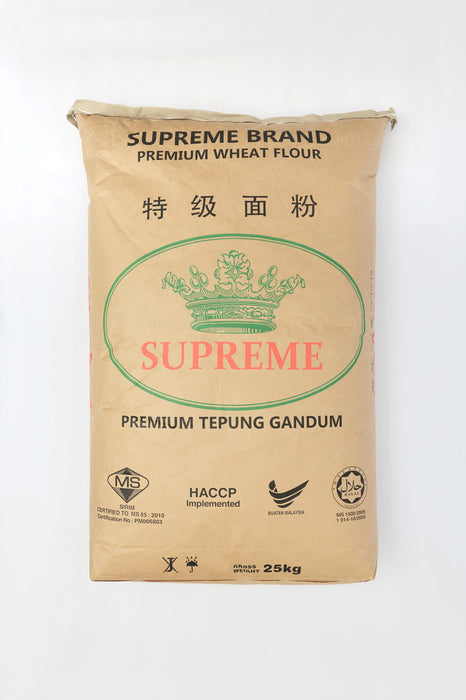 Supreme Wheat Flour 25kg