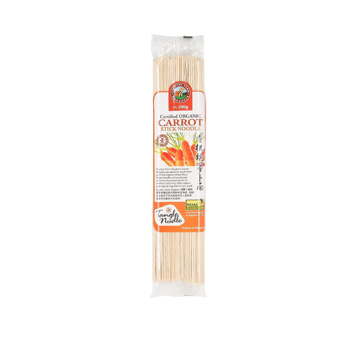 Organic Carrot Noodle 20g