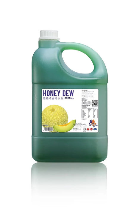 Honey Dew Flavoured Cordial 4L