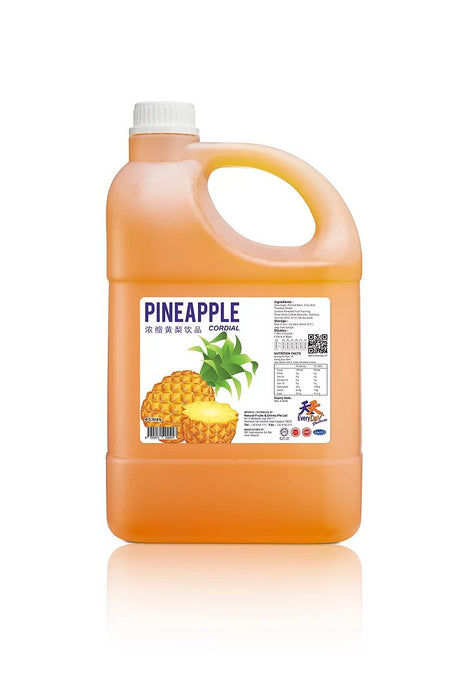 Pineapple Flavoured Cordial 4L