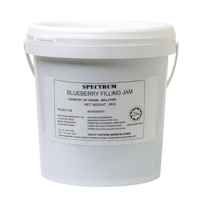 Blueberry Filling Jam 6kg