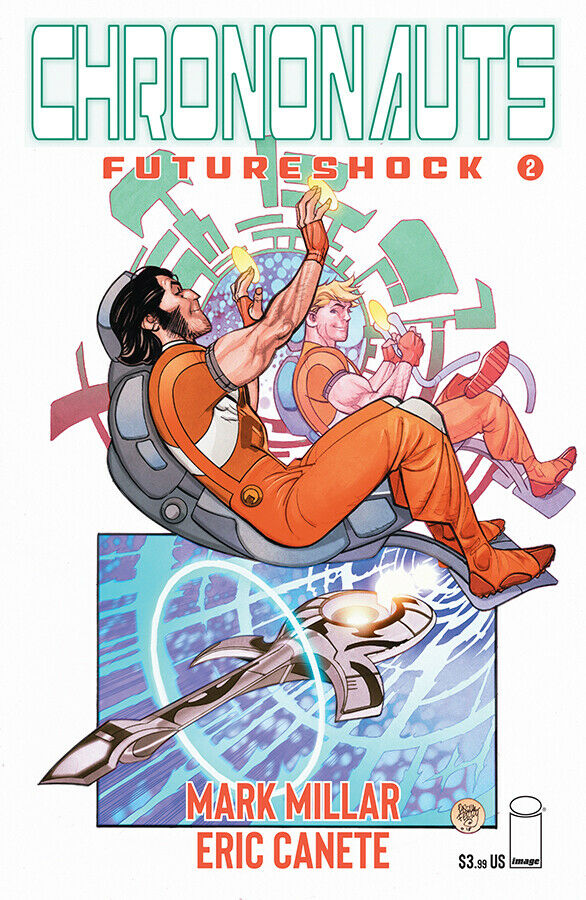 Chrononauts Futureshock #2