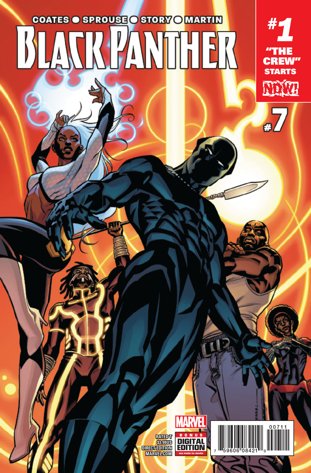 Now Black Panther #7