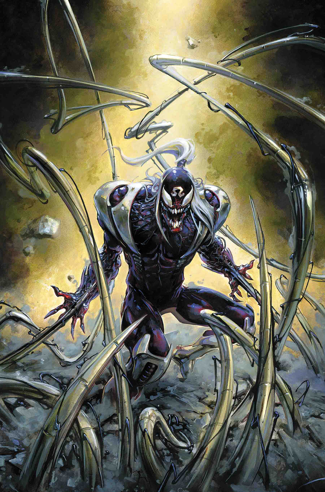 X-Men Gold #11  Venomized Omega Red  - *VARIANT*
