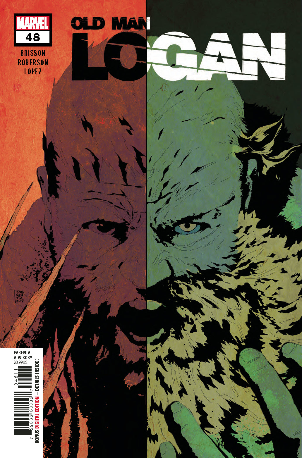 Old Man Logan #48