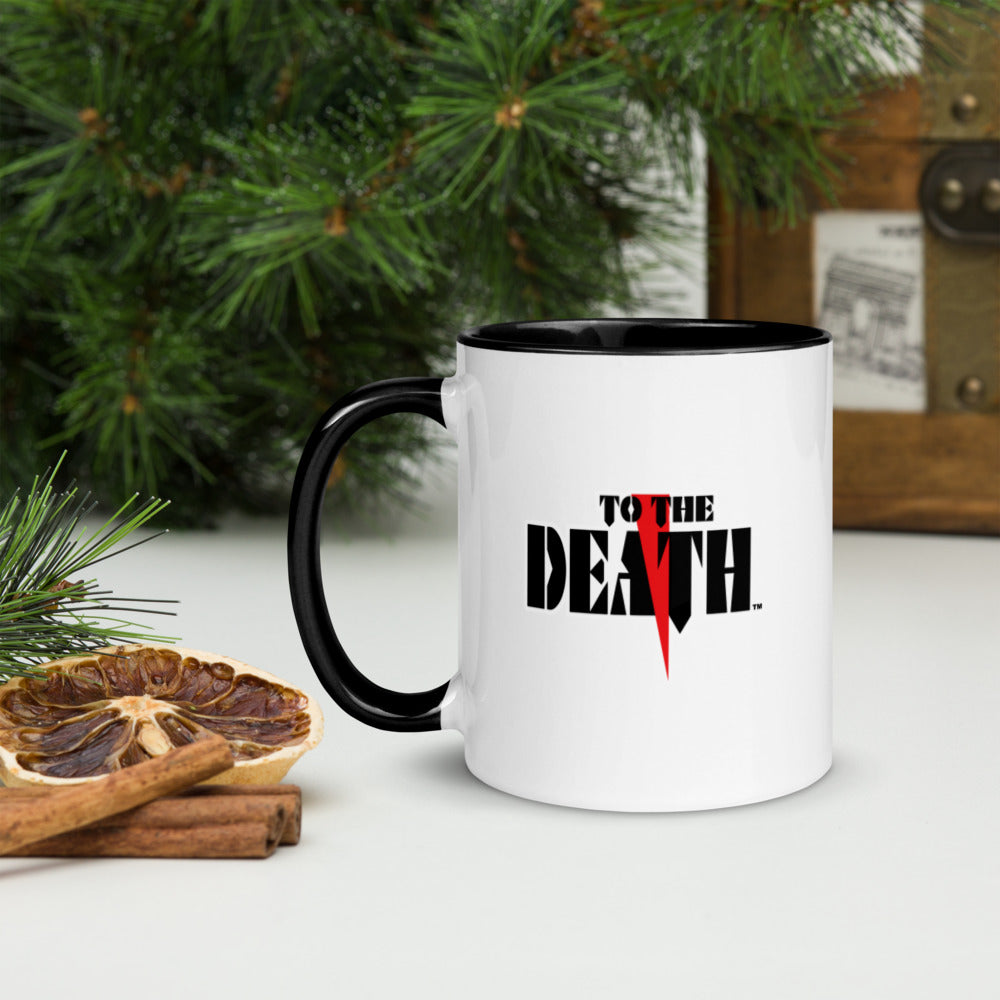 To The Death Logo Mug