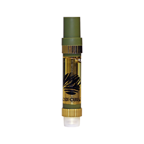 CBD Cure 250mg Disposable Cartridge - Wedding Cake