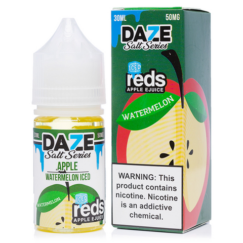 Reds Watermelon Iced Nic Salt 50mg