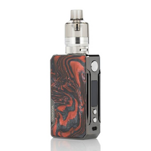 Voopoo Drag 2 Refresh Edition Kit - Black Scarlet