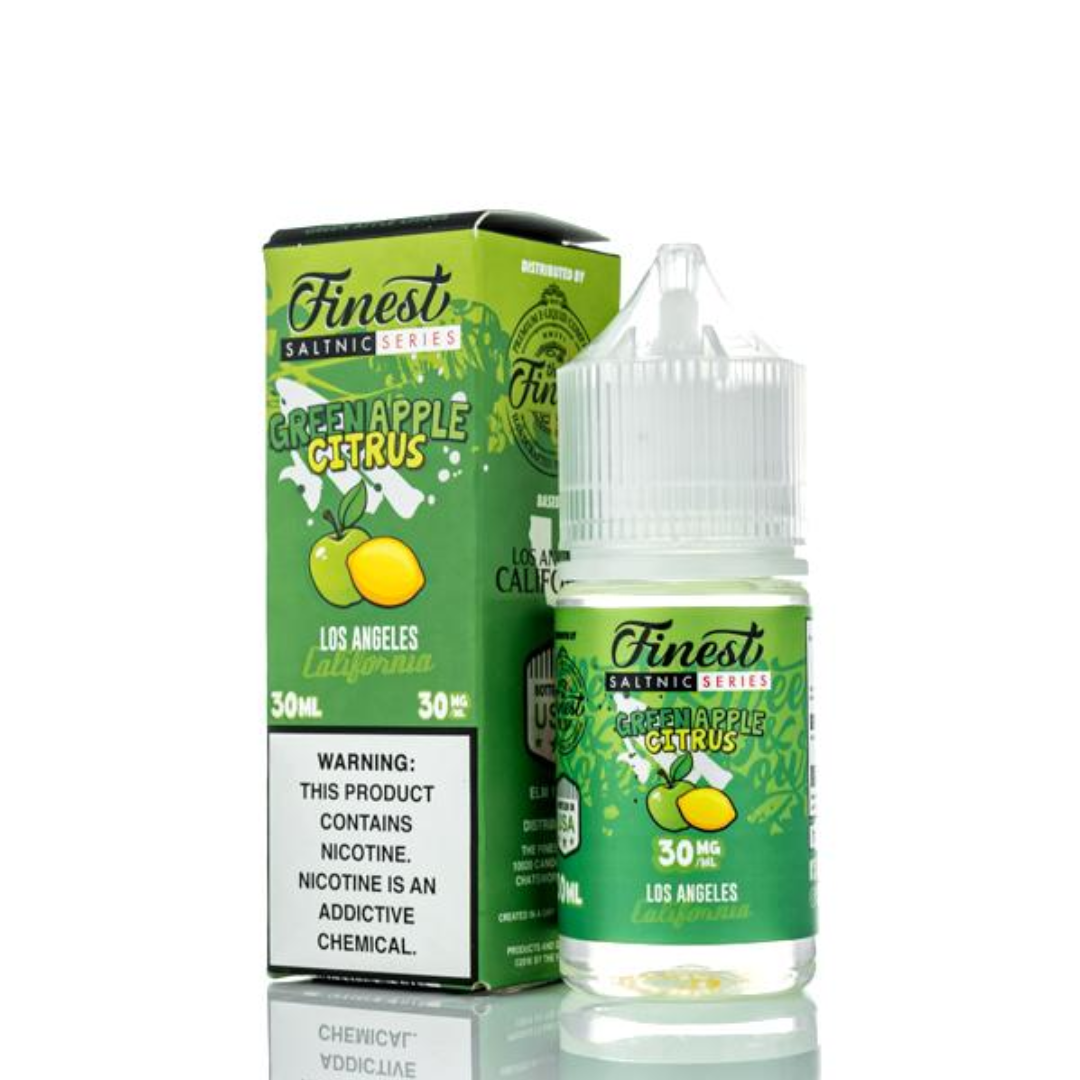 Finest - Green Apple Citrus - 50mg 30ml