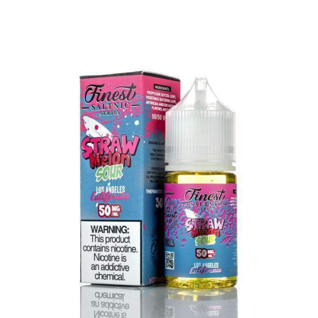 The Finest Straw Melon Sour 30mg 30ml