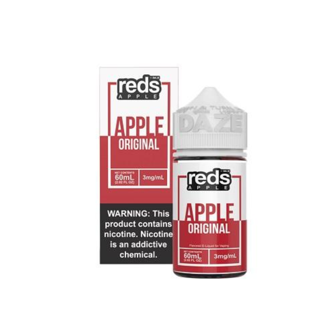 Reds Apple 3mg 60ml