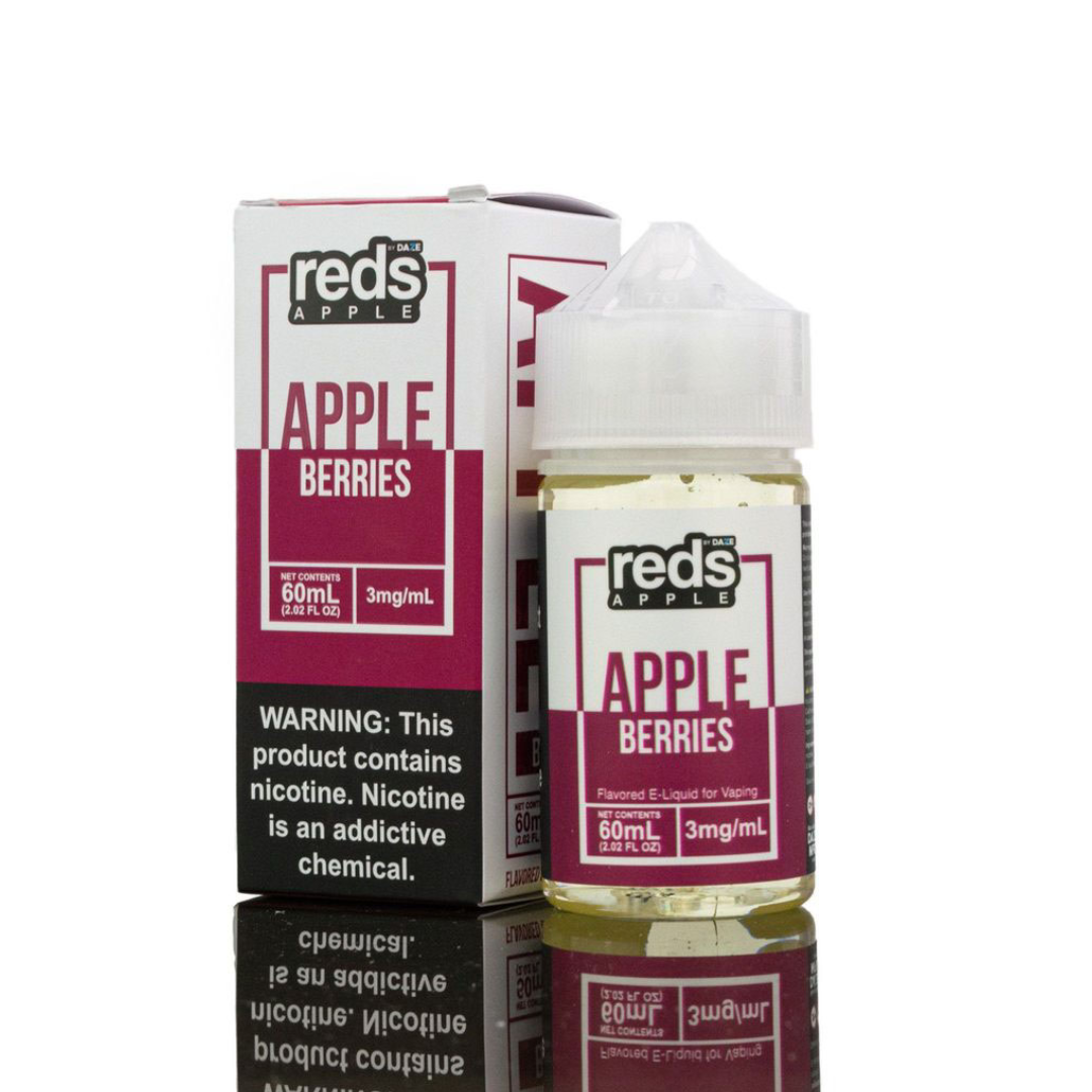 Reds Berries 6mg 60ml