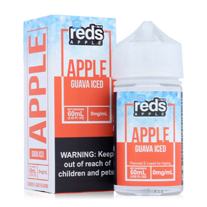 Reds Guava Iced 3mg 60ml