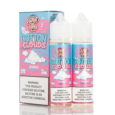 Finest - Cotton Clouds - 3mg 60ml