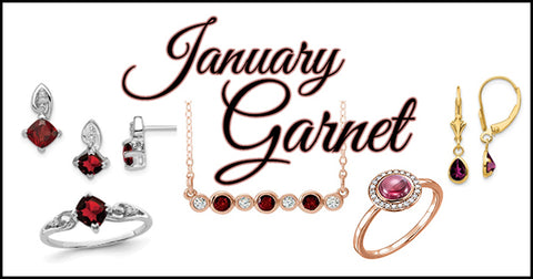 January's Birthstone
