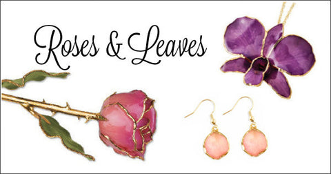 Roses & Leaves Collection