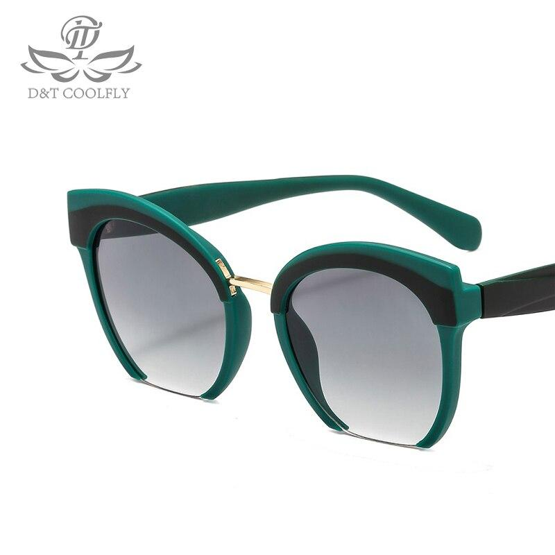 D&T Cat Eye Sunglasses - Kaizens Glasses
