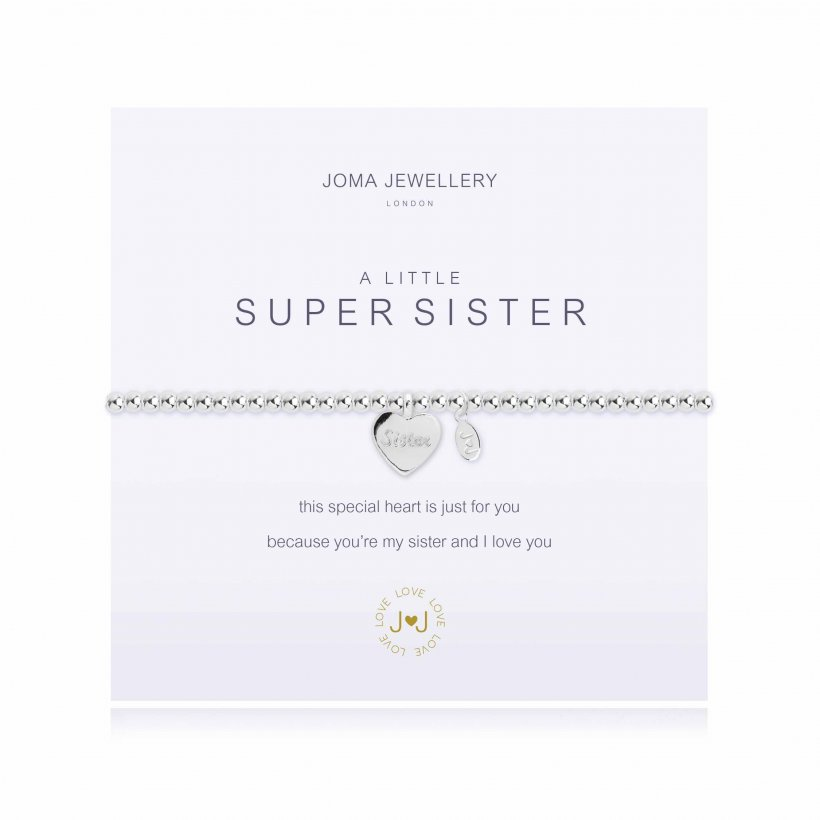 Joma Jewellery | a little Super Sister Bracelet