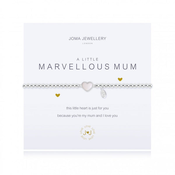 Joma Jewellery | a little Marvellous Mum Bracelet
