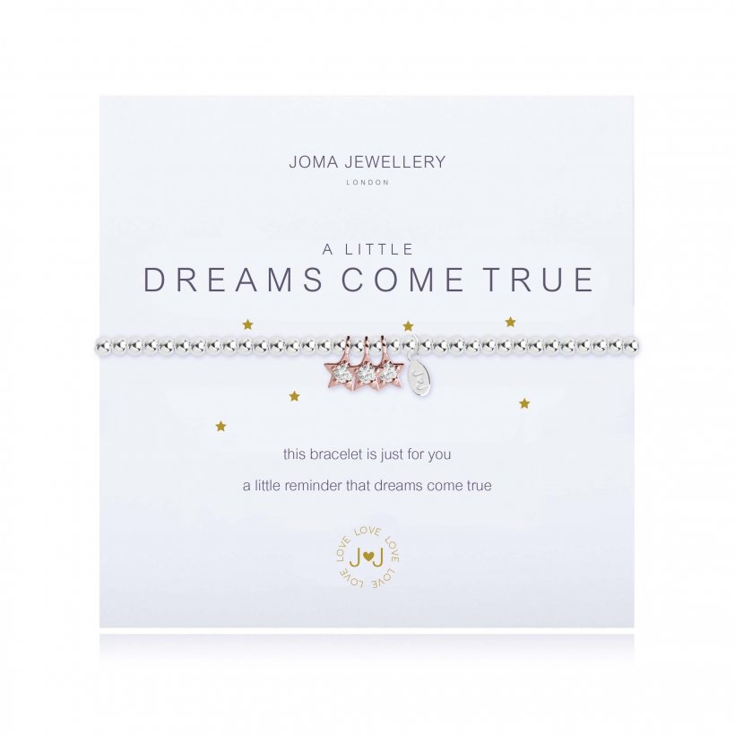 Joma Jewellery | a little Dreams Come True Bracelet