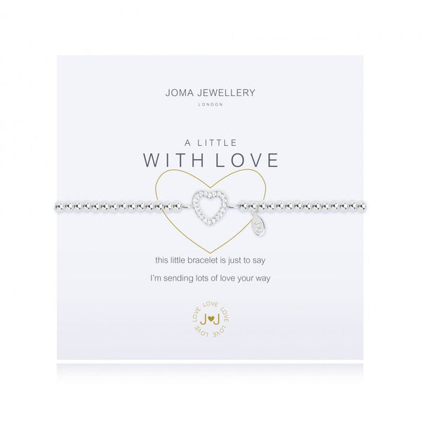 Joma Jewellery | a little With Love Bracelet