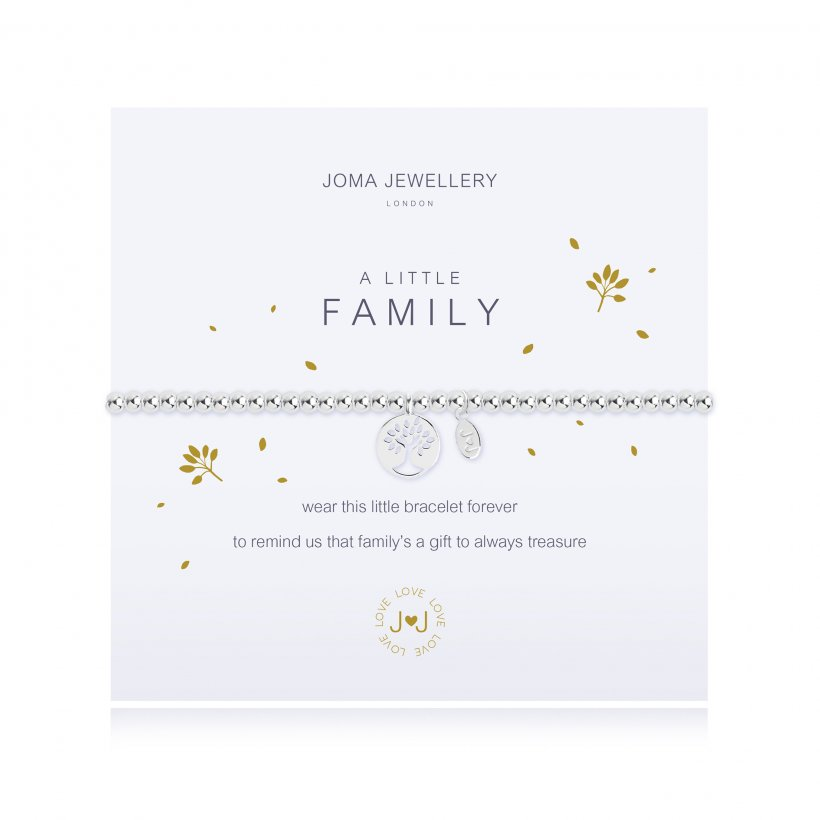 Joma Jewellery | a little Family Bracelet