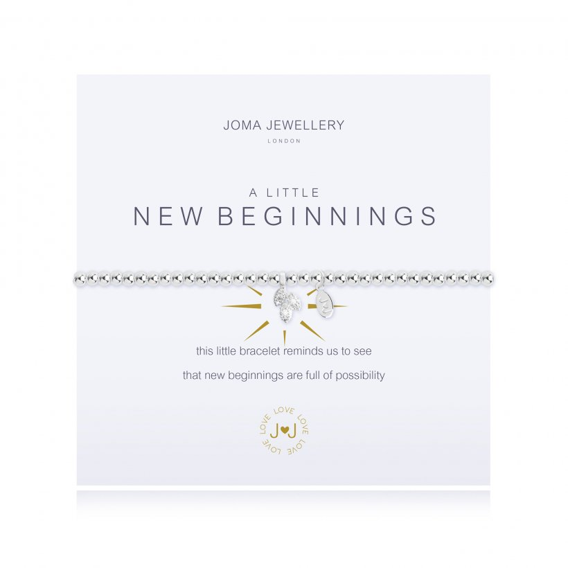 Joma Jewellery | a little New Beginnings Bracelet