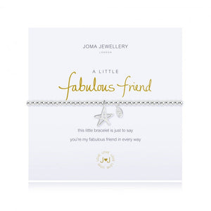 Joma Jewellery | a little Fabulous Friend Bracelet