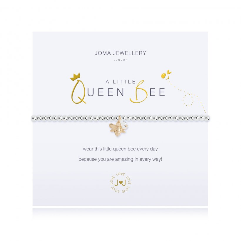 Joma Jewellery | a little Queen Bee Bracelet