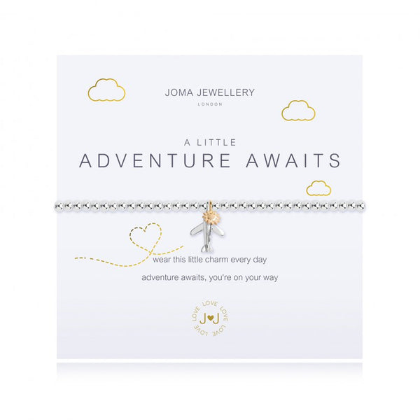 Joma Jewellery | a little Adventure Awaits Bracelet