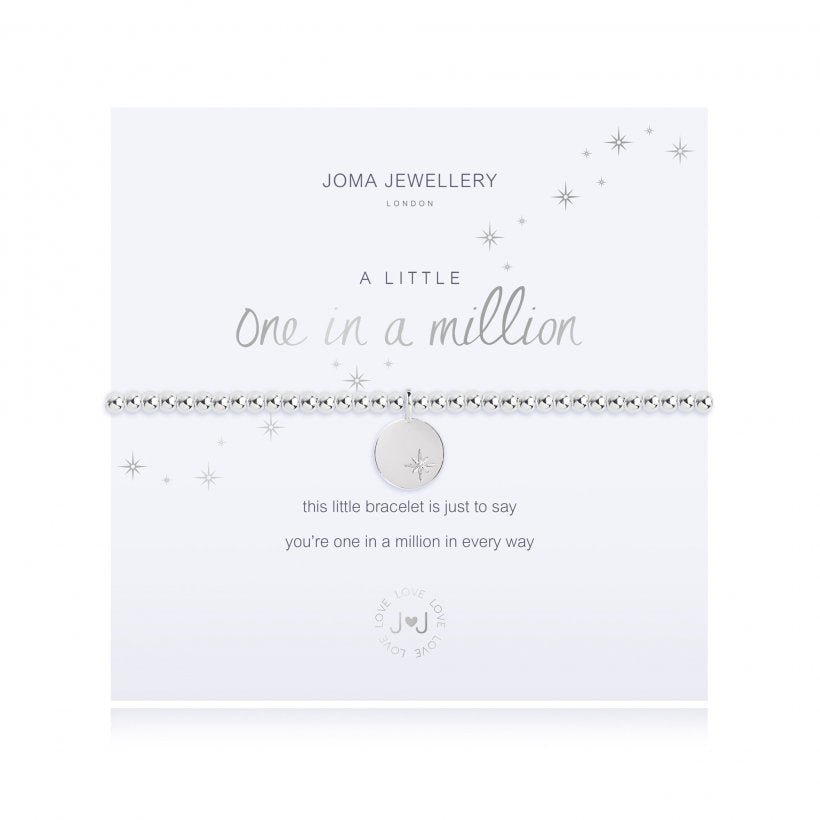 Joma Jewellery | a little One In A Million Bracelet